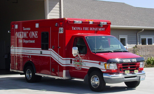 Emergency Medical Service (EMS) - Basic and Advanced Life Support